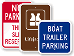 Boat Signs