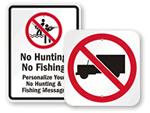 Prohibition Park Signs