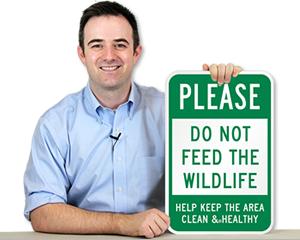 Wildlife Signs