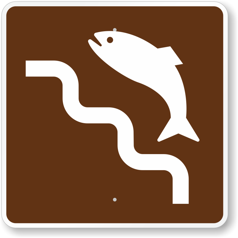 Fishing signs standard and designer fishing signs for Www plenty of fish sign in