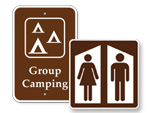 Accommodation Services Signs