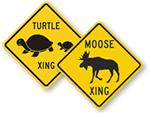 Animal Crossing Signs