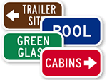 Campsite Signs Bulk Orders