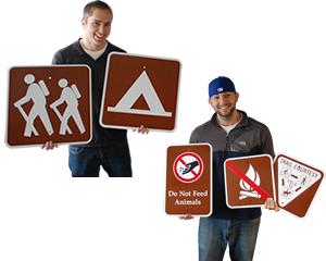 Park Signs