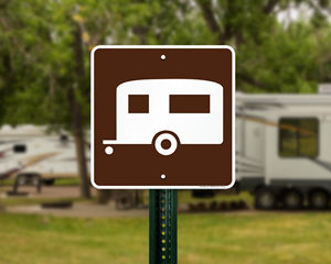 RV & Trailer Sign