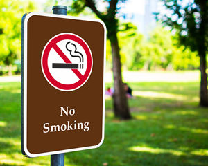 Smoking Prohibition Signs