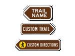 Arrow Custom Campground Signs