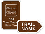 Custom Campground Signs