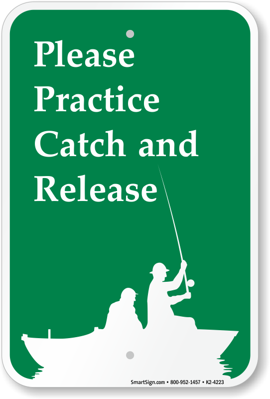 Catch and Release-Learn and Practice