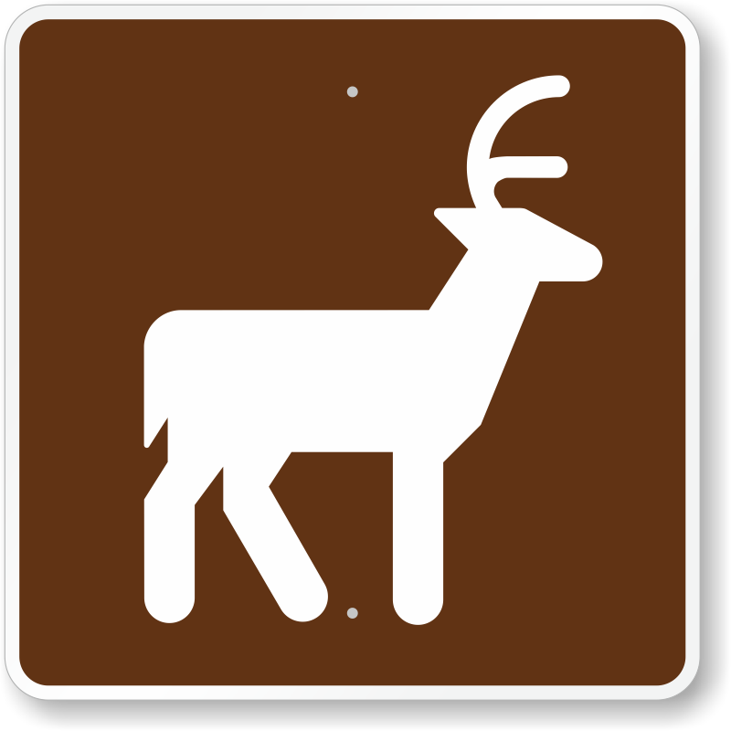 Campground Guide Signs Mutcd Campground Symbols